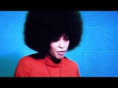 """""""The Black Power Mixtape 1967-1975"""" - an excerpt of an interview with Angela Davis. This is also an excellent documentary that aired on PBS a few years ago. It uses footage shot by a group of Swedish journalists documenting the Black Power Movement in the United States at the time."""