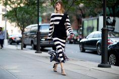 NYFW   Street style en New York Fashion Week
