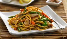 Easy Honey Soy Chicken Stir Fry Recipe with Campbell's Real Stock Chicken Stir Fry With Noodles, Pork Stir Fry, Best Stir Fry Recipe, Stir Fry Recipes, Honey Soy Chicken, Vegetarian Stir Fry, Honey And Soy Sauce, Healthy Diet Recipes, Healthy Food