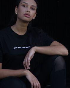 Stop Wars Start Raves Shirt 👊 🔊🖤