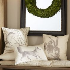 Meadow Pillow Collection