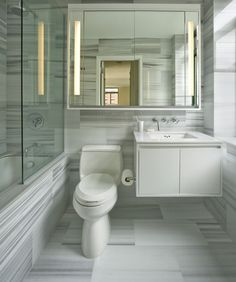 Try Tileshop - Re-Use Marble - Its a porcelain tile in the spirit of salvaged marble.