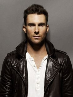 Adam Levine.  Maroon 5, the view...everything is hotter with you!