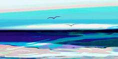 'ocean touch no.4a' von Pia Schneider bei artflakes.com als Poster oder Kunstdruck