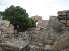 Sagunto Castle, Sagunto, Spain
