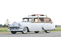 1954 Chevy surf wagon