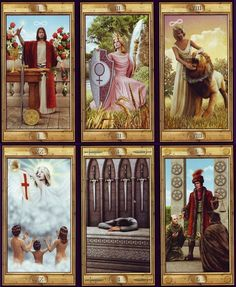 The Pictorial Key Tarot - Google Search