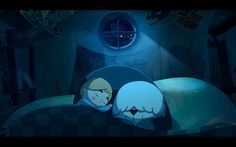 Song of the Sea (2014) An irish movie, and an animation gem