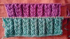Easy Single Color Knitting Pattern No.60|Hindi