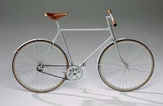 Sogreni Classic bicycle. Danish minimalist design at its best.