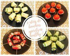 Découvrez comment préparer facilement un super apéritif healthy ! #food #healthyfood #apero #aperitif #recette #cuisine #concombre #avocat #courgette #radis #tomate #foodblogger #healthy