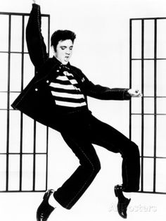 Jailhouse Rock - Rhythmus hinter Gittern, Elvis Presley, 1957 Kunstdrucke bei AllPosters.de