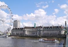 London Marriot County Hall Westminster - Gillrays Review