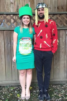 30 different costumes - Spaghetti and Parmesan