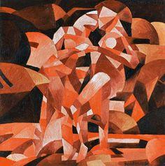 Danses à la source II | Francis Picabia