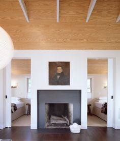 Amagansett cottage by CWB Architects.