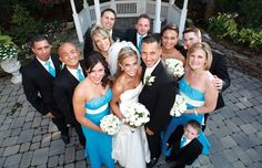 Real Wedding of Kelly & Stephen at Wesmount Country Club | Contemporary Bride
