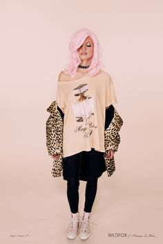 Grunge Revival Aver Report | Magical Creatures!! Pre-fall, Wildfox and Francesca Lia Block collection