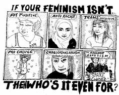 Feminism is for ALL women!