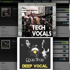 Deep & Tech Vocals on Beatport Sounds