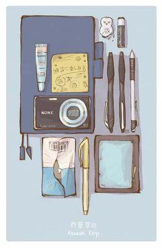 haikyuu, anime, and akaashi image Akaashi Keiji backpack by radio-silents Art Anime, Anime Kunst, Animes Wallpapers, Cute Wallpapers, Aesthetic Art, Aesthetic Anime, Art Mignon, Akaashi Keiji, Haikyuu Akaashi