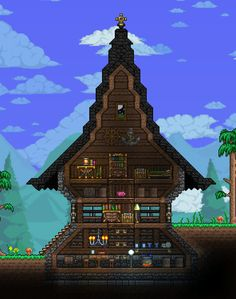 Little House : Terraria