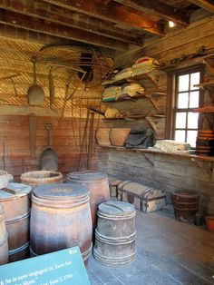 Storehouse - Mount Vernon, Virginia