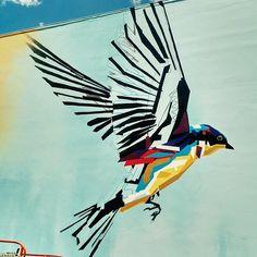 #StreetArt #SaoPauloCity #vscocam  http://cargocollective.com/arlingraff