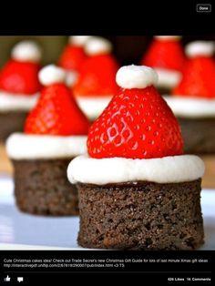 More Christmas food