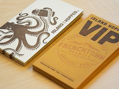 The post Frenchtown Brewing VIP Playing cards appeared first on DICKLEUNG DESIGN GROUP.  Uncategorized Cards Frenchtown VIP
