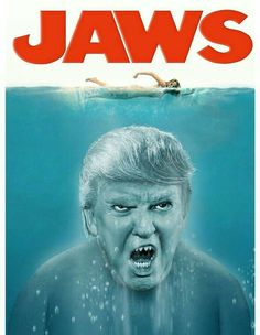 Donald Trump Memes doing the rounds on the Interwebs. Movie Memes, Funny Memes, Hilarious, Jokes, Funny Art, Funny Videos, Classic Horror Movies, Horror Films, Caricatures