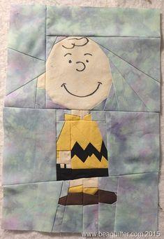 Peanuts BOM Charlie Brown.