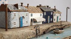 http://kirstyelson.co.uk/ #art #designs #wood #seaside #landscape #attractive