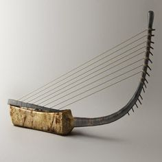 Phorminx this Ancient Greek instrument is one of the oldest stringed musical instruments, which is somewhat like a cross between a kithara and a lyre.
