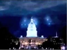 UFO over Washington DC Film Footage from 1952