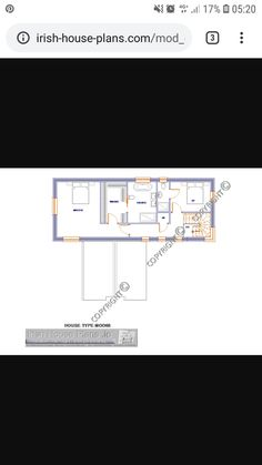 House Plans, House Design, How To Plan, House Floor Plans, Architecture Design, Home Design, Home Plans, Design Homes
