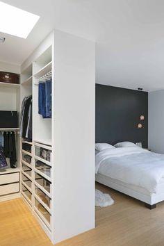 Luxury Bedroom Design, Bedroom Closet Design, Room Ideas Bedroom, Home Room Design, Home Bedroom, Bedroom Decor, Bedroom Built In Wardrobe, Dressing Room Closet, Closet Renovation