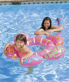 Look at this Poolmaster Awesome Blossom Pool Toy on #zulily today!