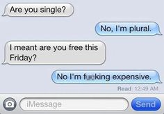 funny and flirty text messages