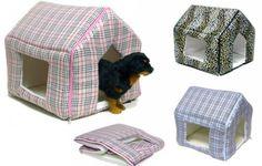 Как сделать домик или лежанку для собаки своими руками: фото, инструкции, выкройки