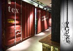 Google office by Setter Architects, Haifa   Israel office design