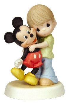 """""""You Are A Classic!"""" Boy - Disney Collection 109007   Precious Moments"""