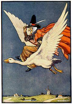 Monroe S. Orr - Mother Goose