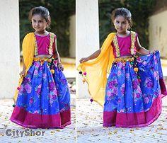 Aglare Ethnic Floral Blue Lehenga Choli Set for Baby Girl Aglare http://www.amazon.in/dp/B0167GH0FS/ref=cm_sw_r_pi_dp_hcFkwb1EJZ1AG