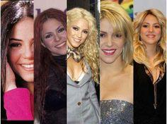 Shakira ha experimentado con su cabello, ha probado texturas, colores, cortes y peinados ¿A tu parecer, cuál ha sido el mejor?