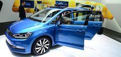 Volkswagen Neuheiten 2015 auf dem Genfer Automobilsalon.