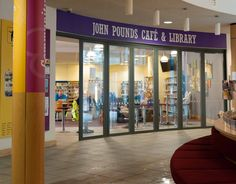 The Centre houses the local library and cafe.  23, Queen Street Portsmouth PO1 3HN UK +44 (0)23 9289 2010 reception@johnpoundscentre.co.uk http://www.johnpoundscentre.co.uk  #johnpoundscentre #community #personaltraining #coaching #lifestyle #facilityhire #conferences #groups #itsuite #cafe #library #activities #zumba #palliates #gymfit #youthclub #medicalcentre #dentist #nursery #artsandcrafts #massage #socialclub