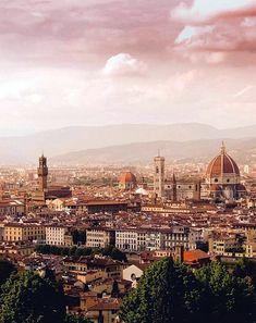 Panorama de Florence.