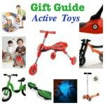 Gift Guide: Best Active Toys. Just added Vurtego, a pogo stick that goes 6 feet in the air using air compression patented technology.