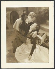 Leslie Howard Merle Oberon1935 Photo The Scarlet Pimpernel